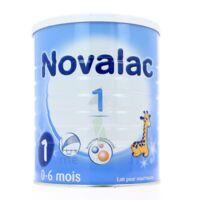 NOVALAC 1 Lait en poudre 1er âge B /800g