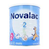 NOVALAC 2 Lait en poudre 2ème âge B/800g*