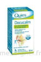 QUIES DOCUCALM ANTIDEMANGEAISONS DU CONDUIT AUDITIF, spray 20 ml