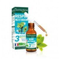 Santarome Complexes Bourgeons Solution buvable Respir' nez et bouche Fl/30ml