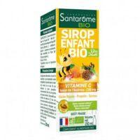 Santarome Bio Sirop fortifiant enfant Fl/150ml