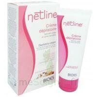 NETLINE CREME DEPILATOIRE VISAGE ZONES SENSIBLES, tube 75 ml