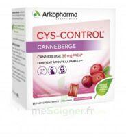 Cys-Control 36mg Poudre orale 20 Sachets/4g