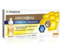 Arkoroyal Défenses Naturelles Gelée adulte 7 Doses/10ml