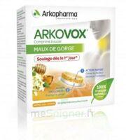 Arkovox Comprimés à sucer miel citron B/20