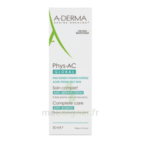 Aderma PHYS'AC GLOBAL Soin imperfection sévères 40ml