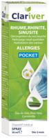 Clariver Spray nasal hypertonique Fl/30ml