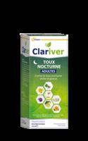 Clariver Sirop Toux nocturne adulte Fl/150ml