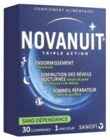 Novanuit Triple Action Comprimés B/30