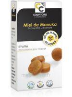 Comptoirs et Compagnies Miel de Manuka IAA 10+ Pastilles B/8