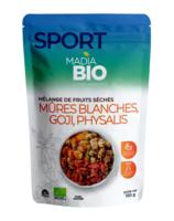 MADIA BIO Vrac Fruits séchés mix