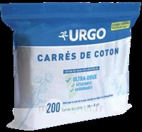 Urgo Carrés de Coton 8x10cm Non Stérile B/200