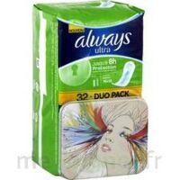 ALWAYS ULTRA NORMAL DUO PACK, sac 32