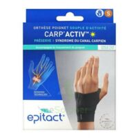 CARP'ACTIV Orthèse poignet souple d'activité gauche L