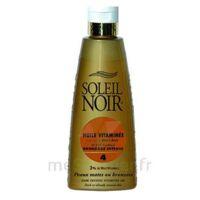 SOLEIL NOIR IP4 Huile vitaminée bronzage intense Fl/150ml