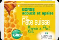 Lehning Pâte Suisse Pastilles à sucer Miel Propolis B/50g