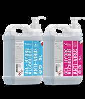 Akiva will protect Gel hydroalcoolique Rose Bidon/5L