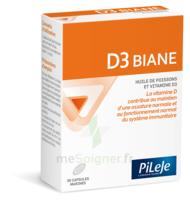 Pileje D3 Biane Capsules 200 UI - Vitamine D 30 capsules
