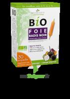 3 CHENES BIO Radis noir Solution buvable foie 30 Ampoules/10ml