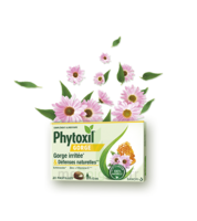 Phytoxil Gorge & Défenses naturelles Pastilles B/20