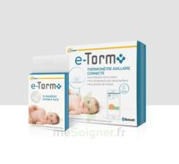 E-TORM Thermomètre axillaire connecté