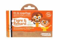 Kit 3 couleurs Tigre & Renard