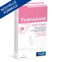 Pileje Feminabiane CBU Flash - Nouvelle formule 20 comprimés