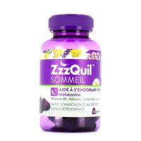 ZZZQUIL SOMMEIL Gommes Pot/60
