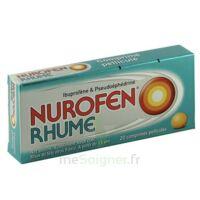 NUROFEN RHUME, comprimé pelliculé