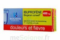 IBUPROFENE BIOGARAN CONSEIL 400 mg, comprimé pelliculé