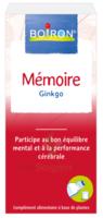 Boiron Mémoire Ginkgo Extraits de plantes Fl/60ml