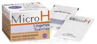 Lingettes anti-hémorroïdes