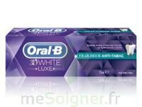 Oral-B 3D White luxe Anti-tabac
