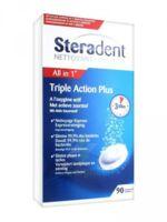 STERADENT TRIPLE ACTION, tube 30, bt 3