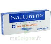 NAUTAMINE, comprimé sécable