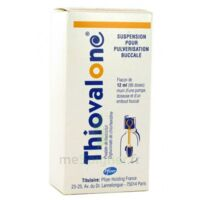 THIOVALONE, suspension pour pulvérisation buccale