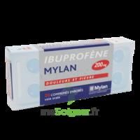 IBUPROFENE MYLAN 200 mg, comprimé enrobé B/30