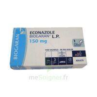 ECONAZOLE BIOGARAN L.P. 150 mg, ovule à libération prolongée
