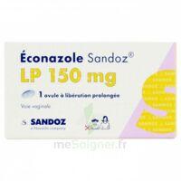 ECONAZOLE SANDOZ L.P. 150 mg, ovule à libération prolongée