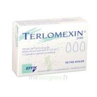 TERLOMEXIN 200 mg, capsule molle vaginale
