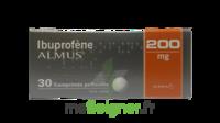 IBUPROFENE ALMUS 200 mg, comprimé pelliculé