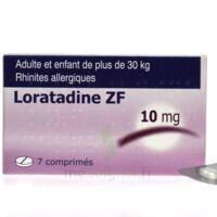 LORATADINE ZF 10 mg, comprimé