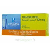 TRIMEBUTINE BIOGARAN CONSEIL 100 mg, comprimé