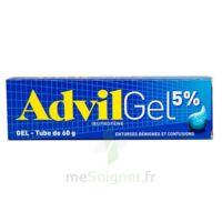ADVILGEL 5 % Gel T/60g