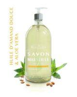 Beauterra - Savon de Marseille - Huile d'Amande Douce & Aloé Vera - 1L