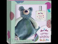 Coffret doudou Moulin Roty (Koala + Eau de senteur)