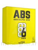 Abs Abdos Sculptes Detox 6 Pack 10 Unicadoses
