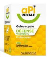 API ROYALE DEFENSES BTE 30 CAPSULES