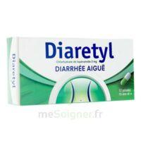 DIARETYL 2 mg, gélule