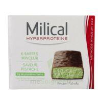 Barre HP Chocolat Pistache - Etui 6barres